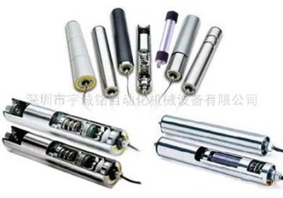 Free Rollers Motorized Conveyor Rollers Oil Cooling Live