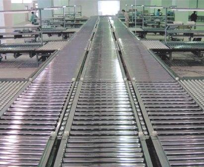 Roller Conveyors, Motorized/non-powered Rollers