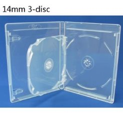 14mm Multi Blu-ray Cases