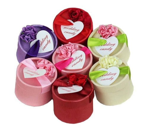 Wedding Candy Gift Boxes