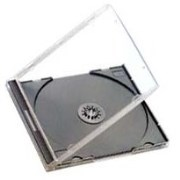 Plastic Jewel Boxes for CDs