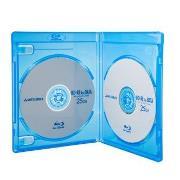 Clear Blu-ray Case