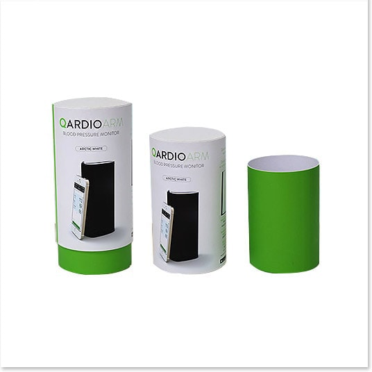 Cardboard Telescopic Cylinder Boxes