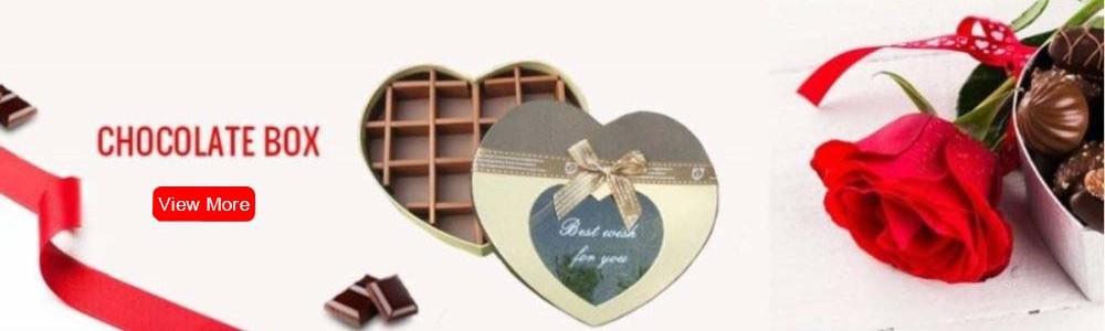 Custom Paper Chocolate Box