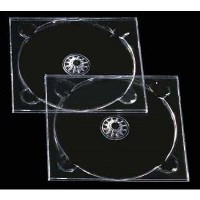 Clear CD Digitray