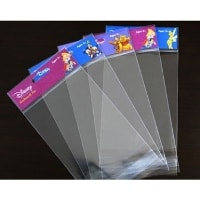 Resealable Cellophane Bags