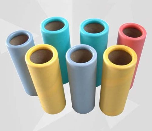 Paper Tubes Assorted Colors