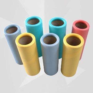 Color Cardboard Tubes