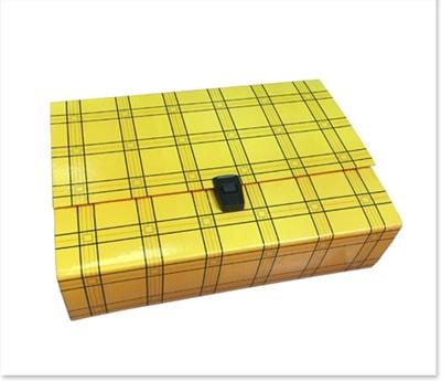 Cardboard Briefcase Boxes