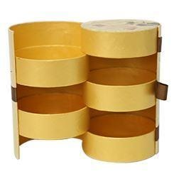 Custom Round Boxes For Tea