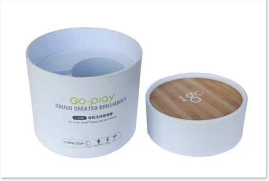 White Kraft Gadget Gift Box