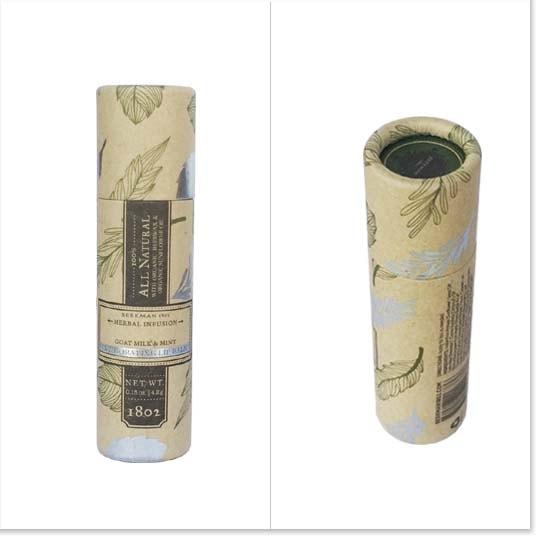 Mini Cosmetics Paper Tube