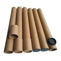 Paper Postal Shipping Tubes