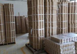Cardboard Tubes Warehouse