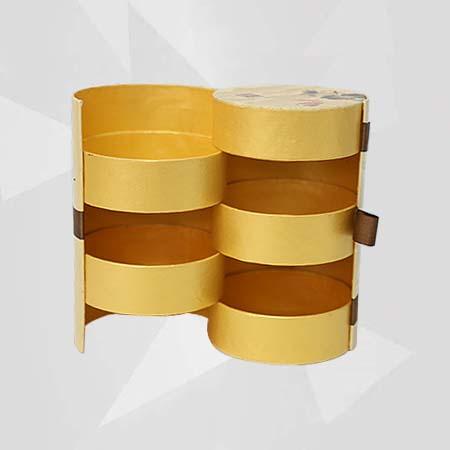 Custom Round Tea Boxes