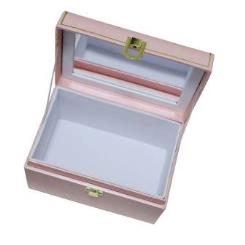 Pink Cosmetic Organizer