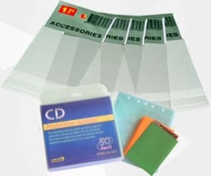 Plastic Card Sleeves & Bags