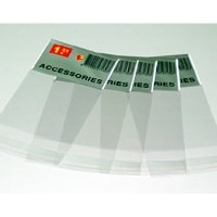 Clear Reclosable OPP Gift Bags