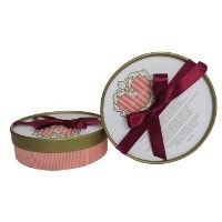Ribbon Chocolate Gift Box