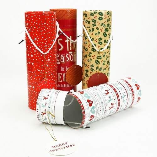 Xmas Gift Boxes with Tags