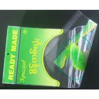 Self-sealing Cellophane Bag for Food