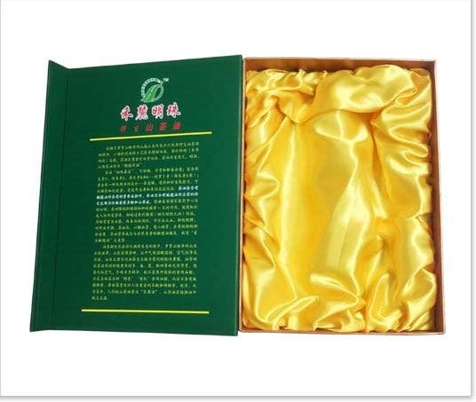 Setup Gift Box for Cooking Oil