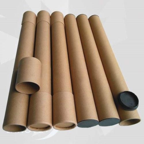 Kraft Paper Shipping Tubes