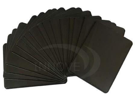 Black Protective Sleeves for YuGiOh! Trading Cards